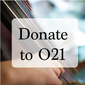 Donate to O21 | support us | Orchestra 21 | Melbourne's most exciting independent chamber orchestra
